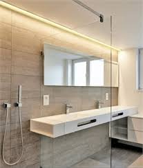 ip55 led strip 500mm or 1000mm long basic bathroom strip