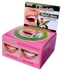 <b>Зубная паста</b> ISME Rasyan <b>травяная</b> гвоздичная — купить по ...