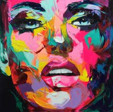 1075 Best Artist - <b>Françoise</b> Nielly images | Artist, <b>Painting</b>, Pop art