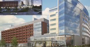 westchester medical center ambulatory care pavilion proposed