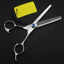 upscale professional japan 440c 6 inch retro purple hair scissors cutting barber make up thinning shears hairdressing