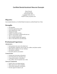 sample resume objectives sample customer service resume sample resume objectives 100 examples of good resume job objective statements 11 dental assistant resume