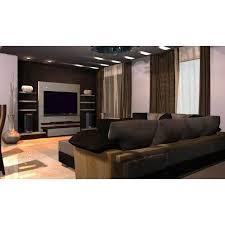 <b>Pu</b> Leather <b>Solid</b> Wood Sofa Set, Rs 7500 /seating, Adzen Interior ...