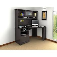 bush cabot collection corner desk package cab008epo bush desk hutch office