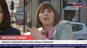 breaking brave cashier foils bank robbery breaking brave cashier foils bank robbery
