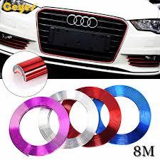 Ceyes 5M <b>Car</b> Seal <b>Accessories</b> Styling Interior <b>Exterior Decoration</b> ...