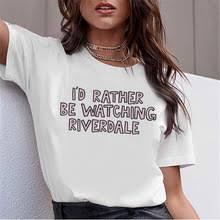 Showtly ривердейл футболка друзья ТВ I'D скорее быть ...