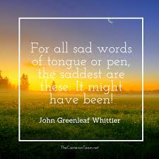 Top 7 popular quotes by john greenleaf whittier pic English via Relatably.com