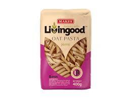 <b>Макароны овсяные Makfa Livingood</b> Penne 400 г - купить в ...