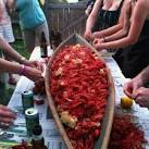 crawfish out