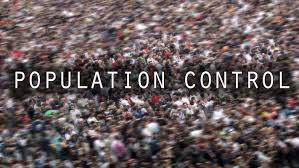 words sample essay on population control
