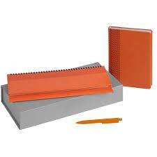 <b>Набор Brand Planner</b>, <b>оранжевый</b> | P10752.20