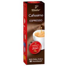 Купить <b>Капсулы для кофемашин</b> Cafissimo TCHIBO Espresso ...