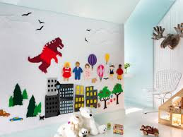 zones bedroom wallpaper: three zones bpf original boys bedroom to grow into felt activity wall xjpgrendhgtvcom