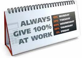 Work Ethic | Musbahu El Yakub Work Ethic