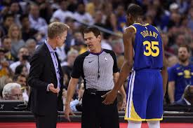 NBA <b>fines</b> Curry, Durant, Green $75000 for ref comments