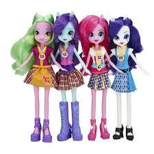 Игрушка MLP <b>Equestria Girls кукла</b>