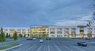 columbus ga a new office building developed by the molasky group for blue cross and blue shield of georgia bcbsga the states largest health solutions bluecross blueshield office building architecture