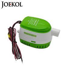 Free shipping,<b>DC 12V</b>/<b>24V</b> 1200/1100GPH Automatic bilge <b>pump</b> ...