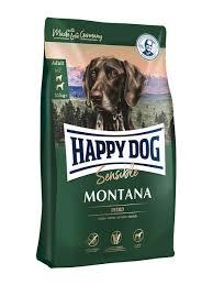 <b>Сухой корм</b> для взрослых собак Монтана мясо конины, 10 кг, шт ...