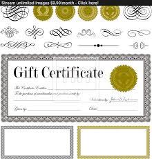gift certificate samples gift certificate samples 35