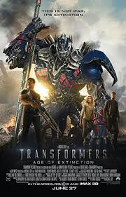 Transformers: Age of Extinction - Wikipedia