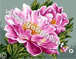 <b>0935</b> Розовые пионы (Goblenset) купить в Минске набор для ...