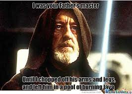 Scumbag Obi-Wan by WonderfulSlipperyThing - Meme Center via Relatably.com