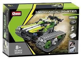 Электромеханический <b>конструктор QiHui Mechanical Master</b> 8 ...