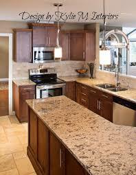 tile kitchen countertops v furniture brown kitchan cabinet and kitchen island with quartz vs
