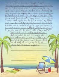 vacation essay my vacation essay