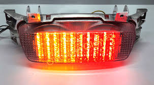 Top Zone Motorcycle LED <b>Taillight</b> for 93-98 Suzuki GSXR 600, 750 ...