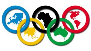 Resultado de imagem para aros olimpicos