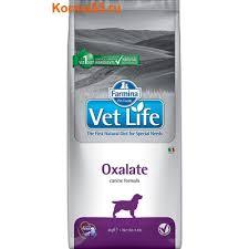 <b>Сухой корм Farmina Vet</b> Life Dog Oxalate для взрослых собак всех ...