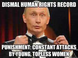 Success Putin memes | quickmeme via Relatably.com