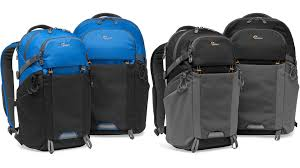 <b>Lowepro's</b> new <b>Photo Active</b> backpacks are built for outdoor ...