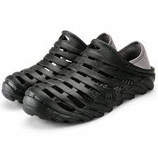 Kqpoinw Garden Clogs, <b>Man</b> Sandals <b>Lightweight</b> Wide Fit Sandals ...