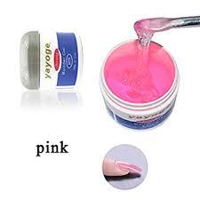 <b>56ml</b> 3colors resin builder <b>gel</b> set <b>nail polish</b> art curing by uv led ...