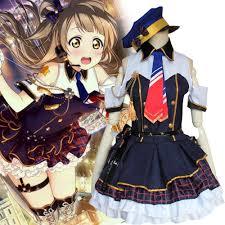 popular police career buy cheap police career lots from love live school idol project kotori minami cosplay costume career awakening ver adult women