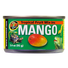 Zoomed <b>Tropical</b> Fruit <b>Mix</b>-ins Mango 113gr Aquarium <b>Line</b> ...