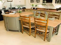 kitchen island table combos ideas brown