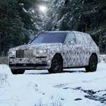 Rolls-Royce Confirms Cullinan Name for Ultra-posh SUV