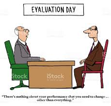 negative performance review stock vector art 507571466 istock 1 credit