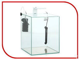 Купить Аквариум Aquael Shrimp Set Smart Plant II 20 White ...