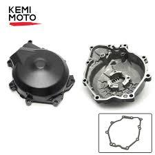 KEMIMOTO Engine Cover for <b>Yamaha R6</b> Crankcase <b>YZF R6</b> ...