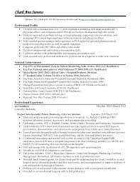 Territory Sales Representative Sample Resume examples of invoices