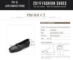 <b>AIYUQI</b> Women flat <b>shoes</b> 2019 spring new <b>genuine leather</b> women ...