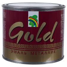 <b>Эмаль акриловая</b> золотой <b>металлик</b> Р-117 0.45 л в Ставрополе ...