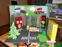 Поделки на тему безопасность на дороге в детский сад