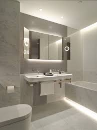 cool white led strip lights look fantastic in this modern bathroom you can get them awesome bathroom lighting bathroom pendant lighting
